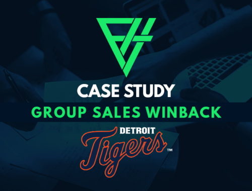 Case Study: Group Sales Winback - Detroit Tigers