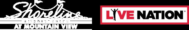 Shoreline Amphitheatre Live Nation Logos